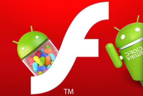 Android & Adobe Flash Player