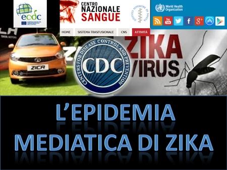 L'epidemia mediatica di Zika