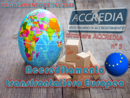 Accreditamento transfrontaliero europeo.newmicro