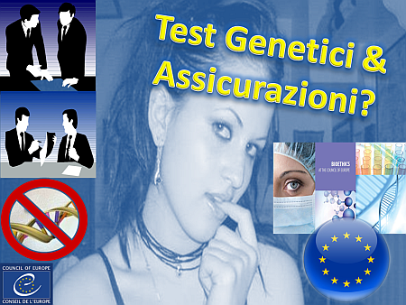 Test Genetici & Assicurazioni