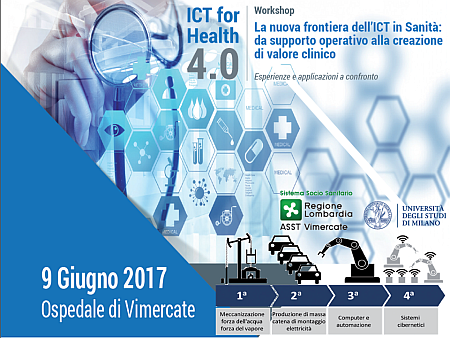 ICT for Health 4.0
