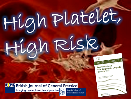 High Platelet, High Risk