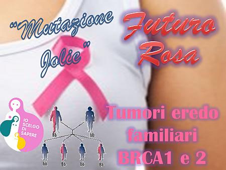 Mutazione Jolie. Futuro Rosa