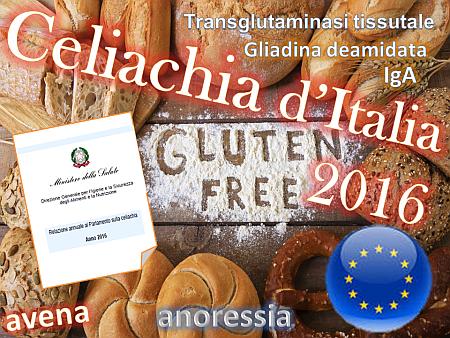 Celiachia d'Italia