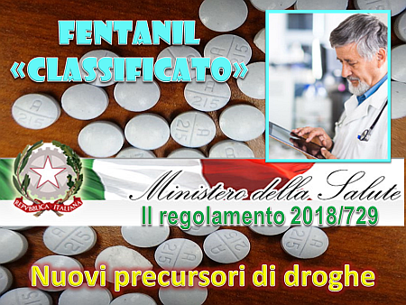 Fentanil classificato