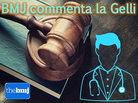 BMJ commenta la Gelli