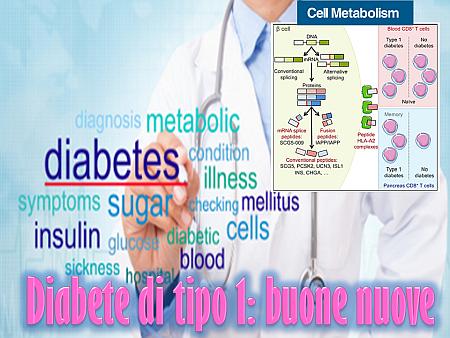 Diabete di tipo 1 buone nuove