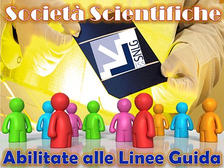 Società Scientifiche abilitate alle Linee Guida