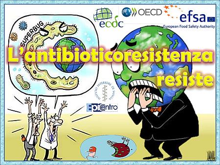 L'antibioticoresistenza resiste