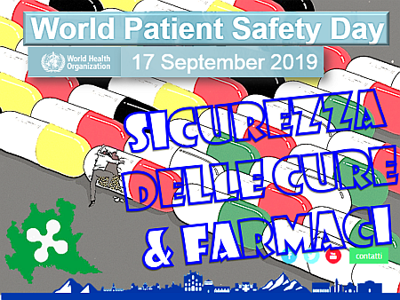 Patient Safety  & Farmaci