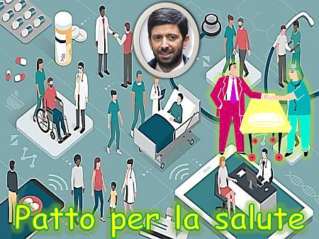 Patto per la salute 2019-2021