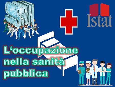 L'occupazione nella sanità pubblica