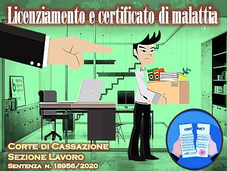licenziamento-e-certificato-di-malattia-nm