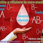 Il diritto a rifiutare le cure mediche