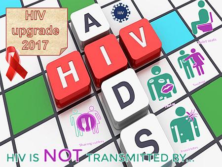 HIV upgrade 2017