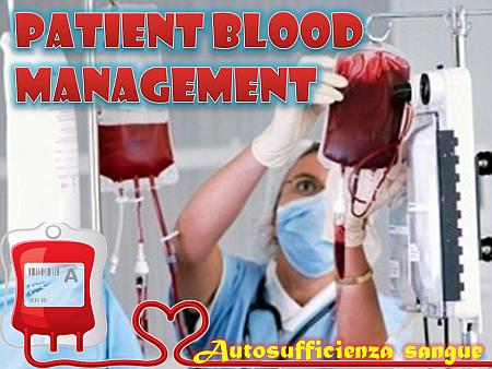 Autosufficienza sangue