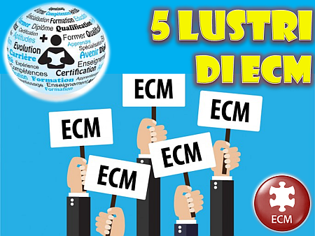 5  lustri di ECM