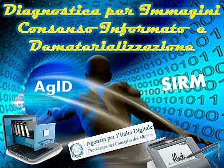 Diagnostica per immagini, consenso informato e dematerializzazione