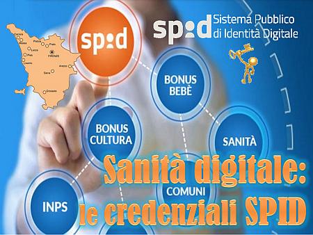 Sanità digitale: le credenziali SPID