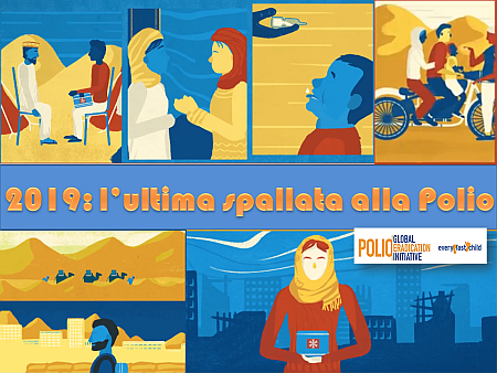 2019: l'ultima spallata alla Polio