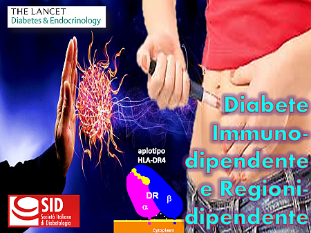 Diabete Immuno-dipendente e Regioni-dipendente