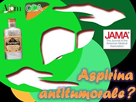 Aspirina antitumorale?
