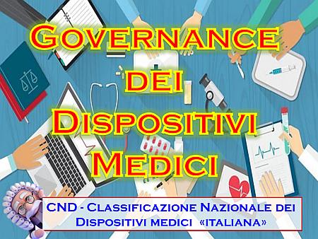 La nuova governance e i registri protesici