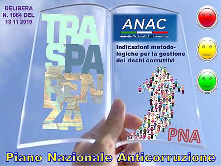 Piano nazionale anticorruzione – Criteri