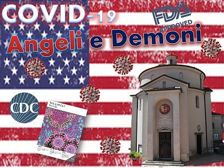 COVID-19 Angeli e Demoni