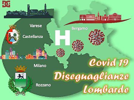 COVID 19 – Diseguaglianze Lombarde