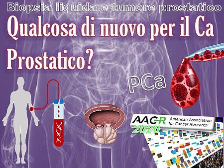 Qualcosa di nuovo per il Ca Prostatico?