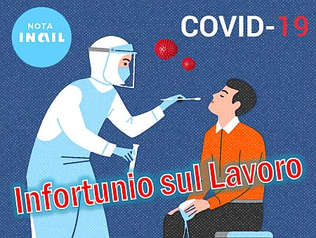 Covid 19: infortunio sul lavoro