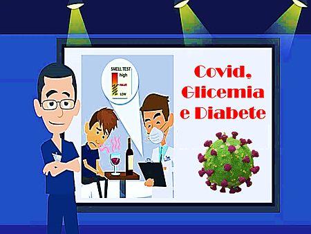 COVID-19, Glicemia e Diabete