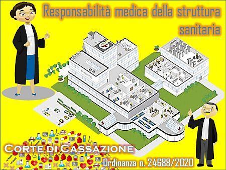 Responsabilità medica della struttura sanitaria
