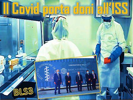 il-covid-porta-doni-all-iss-nm