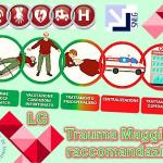 SNLG Trauma Maggiore: raccomandazioni